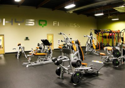 So many ways to train at Physiq Fitness in South Salem